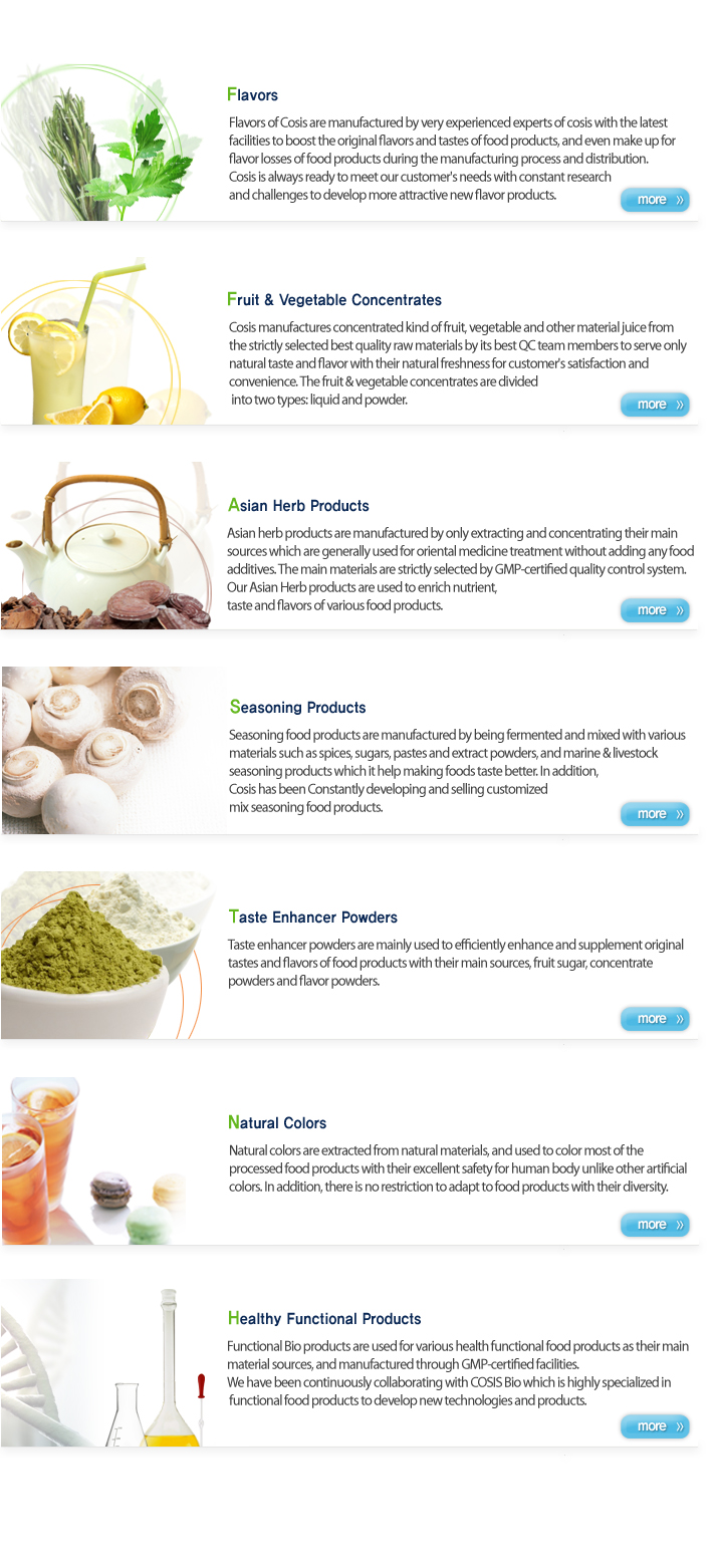 Healthy Food Products Manufacturer | Herbal Extract Products ...